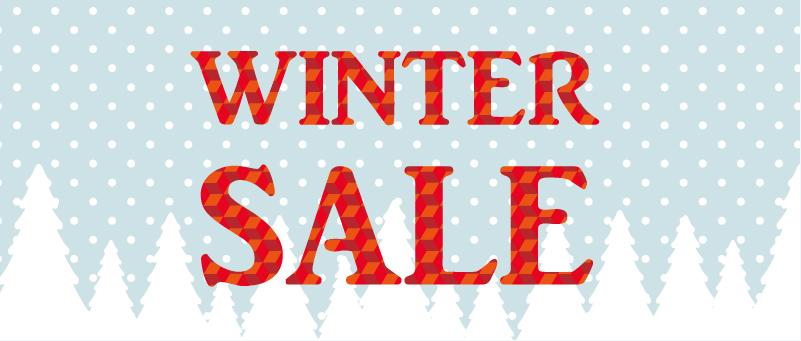 冬セール・ウィンターセール