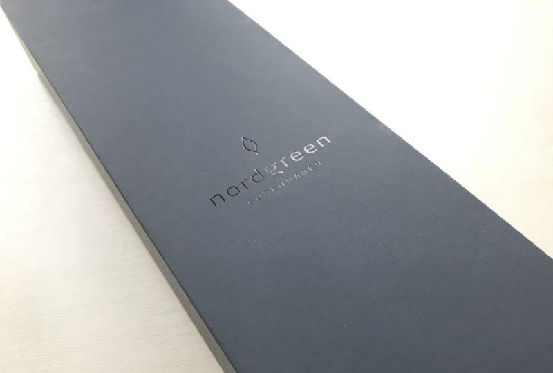 Nordgreenのパッケージのロゴ