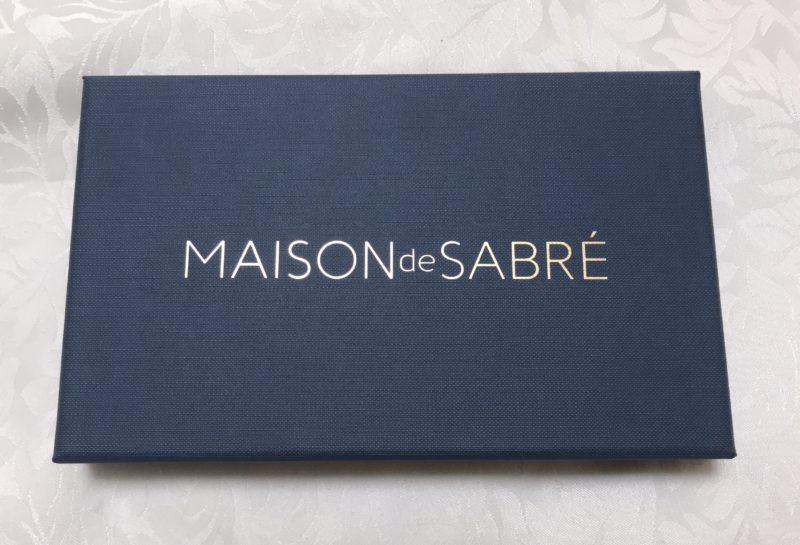 メゾンドサブレ(MAISON DE SABRE)の箱
