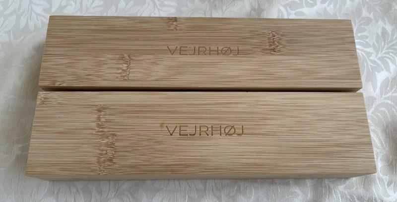 VERJHØJ(ヴェアホイ)の時計ボックス