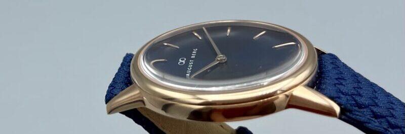 August Berg(オーガストバーグ)の腕時計SERENITY(セレニティ)のガラス2