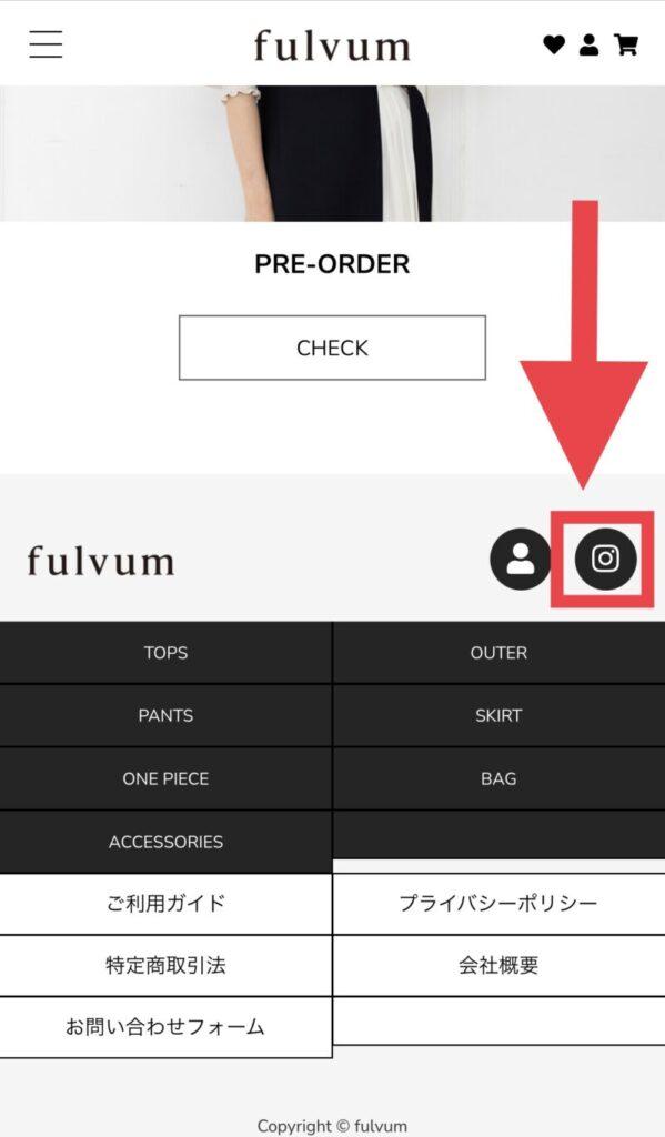 fulvum(フルーム)のInstagram